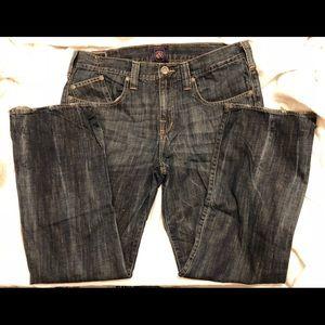 Rock & Republic Verve Dark Wash Jeans 36 x 30
